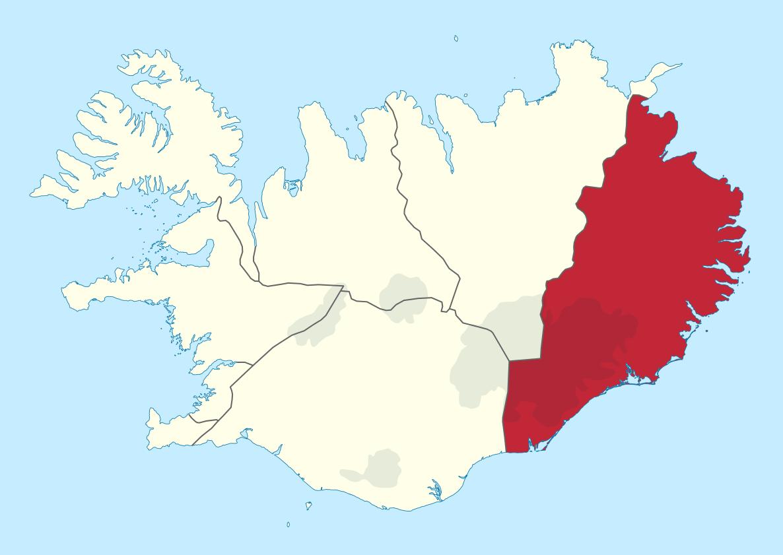 Austurland_in_Iceland